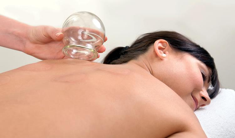 Расслабление после массажа