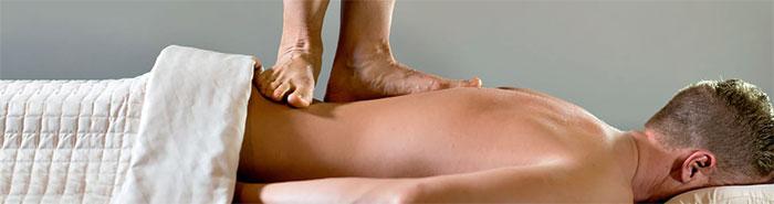 Педиальный массаж