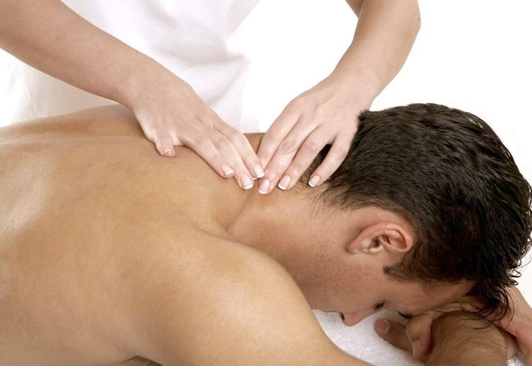 Проработка мышц шеи