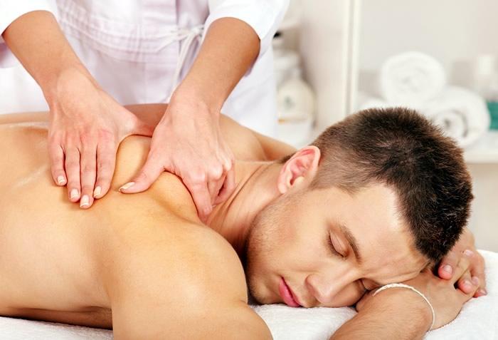 Давящий массаж