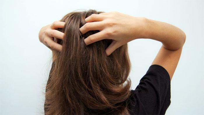 Самомассаж волосистой части головы
