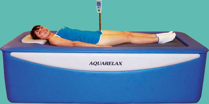 Сухой массаж без прямого контакта с водой