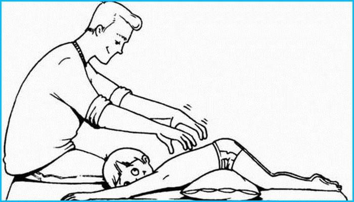 Детский вибромассаж