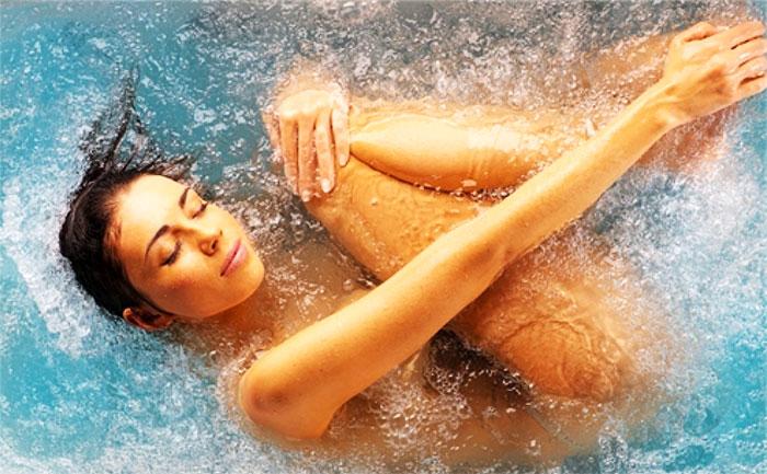 Водные процедуры для оздоровления