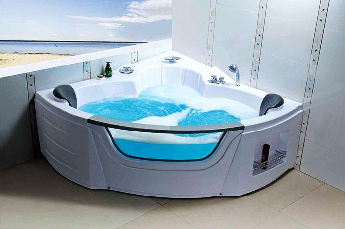 Джакузи, ванна с системой гидромассажа