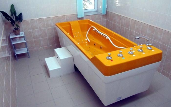 Ванна для процедур