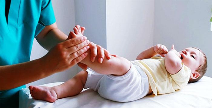 Массаж при плоско-вальгусной установке стоп у детей