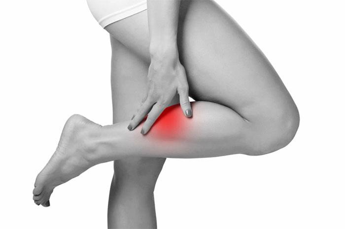 Боль и усталость в икроножных мышцах