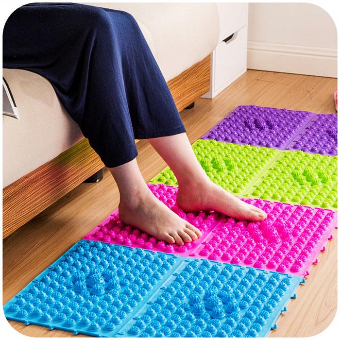 Напольный массажный коврик