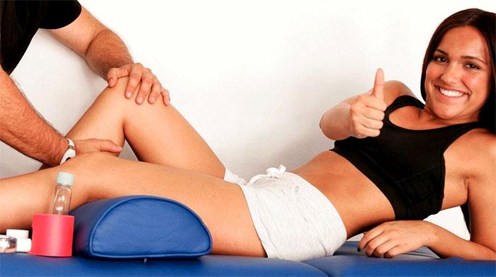 Спортивный лечебно-профилактический массаж