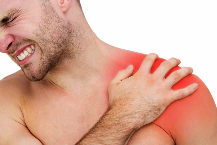 Боль и дискомфорт в плече