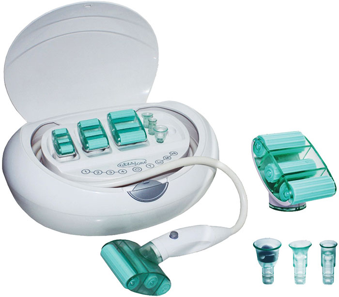 Аппарат Gezatone Vacuum Beauty System