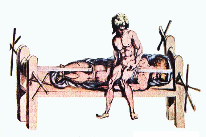 Скамья Гиппократа