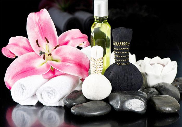 Вспомогательные средства для йога-массажа