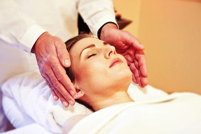 Энергетическое воздействие при головной боли