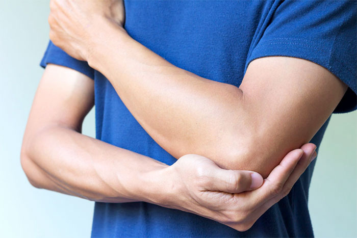 Как разработать руку после перелома локтевого сустава со смещением