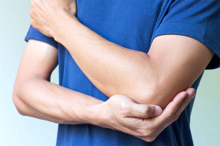 Упражнения при переломе локтевого сустава
