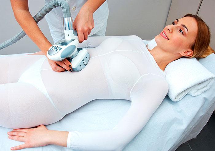 LPG массаж в салоне