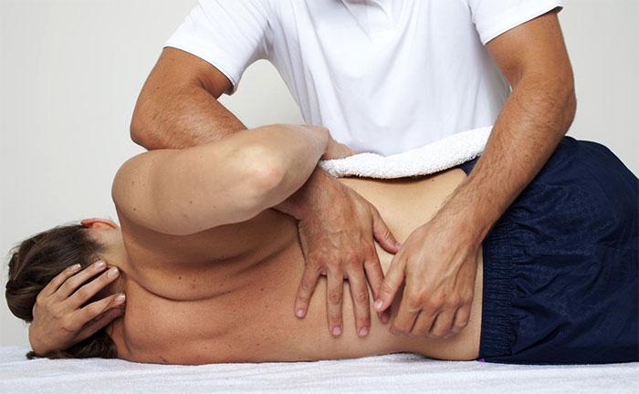 Процедура мануальной терапии
