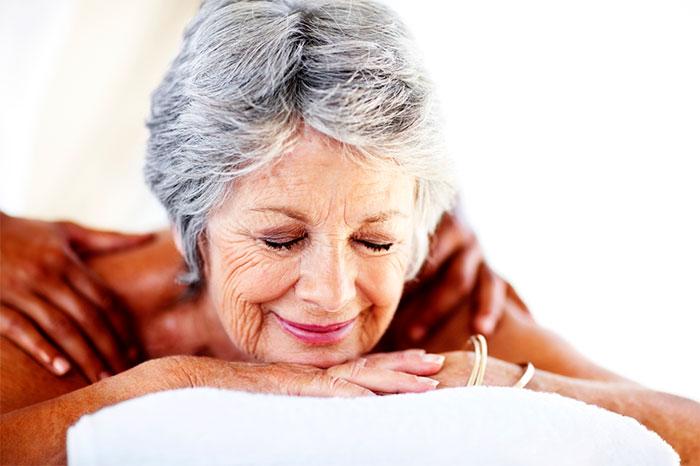 Массаж в пожилом возрасте