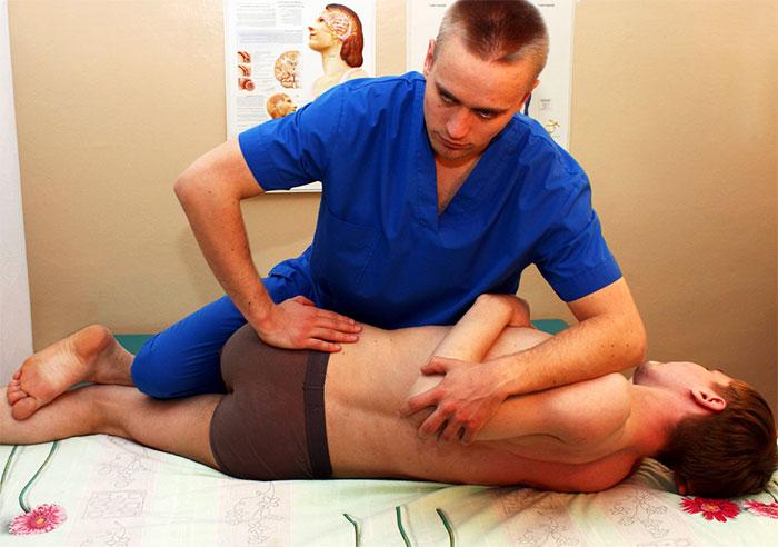Мануальная терапия позвоночника в уфе