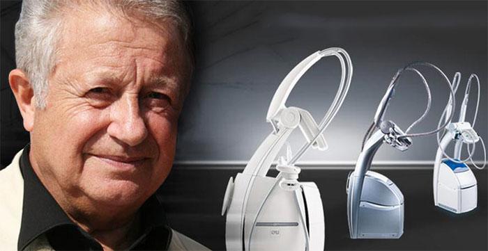 Изобретатель массажера LPG Луи Поль Гитейз