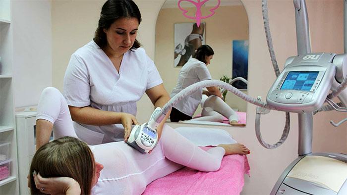 Lpg-массаж в салоне