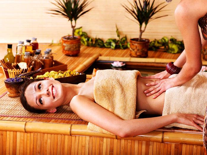 Китайская техника массажа