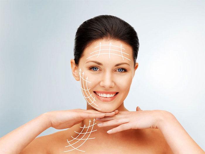Моделирование лица и шеи