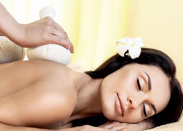 Тайская процедура массажа