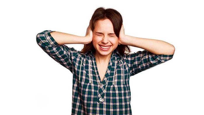 Неприятные ощущения в ушах