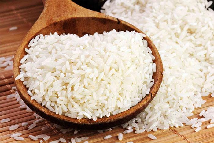 Зерна риса