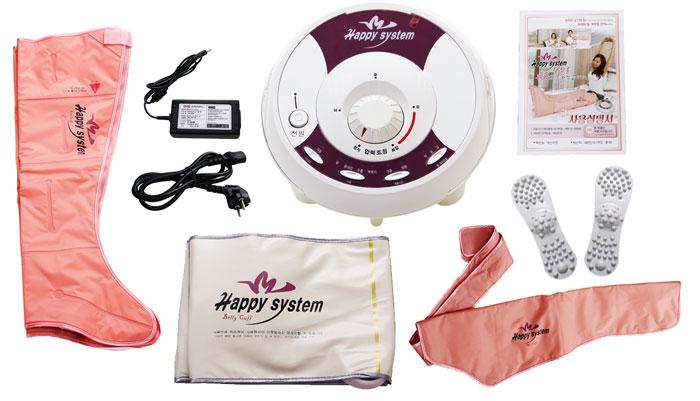Комплект для прессотерапии Happy System