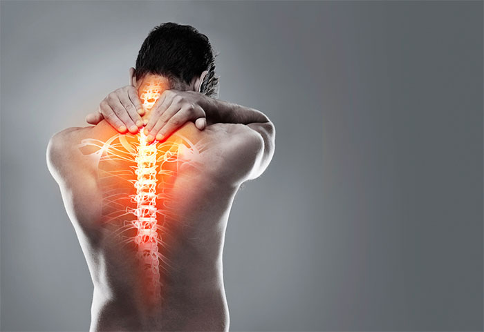 Болевые ощущения в спине