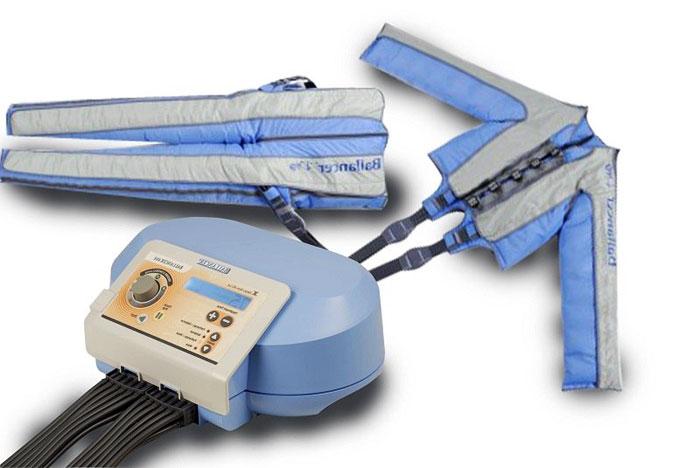Оборудование для прессотерапии