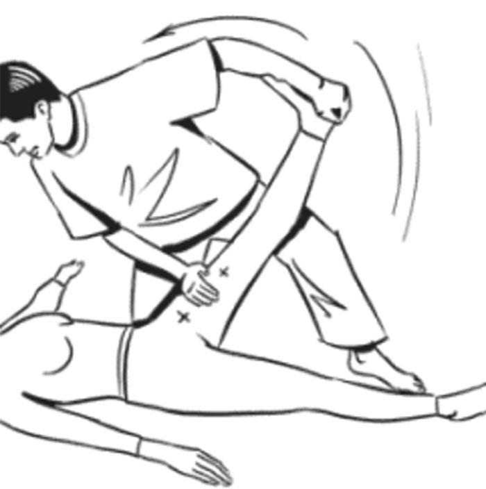Разработка тазобедренного сустава
