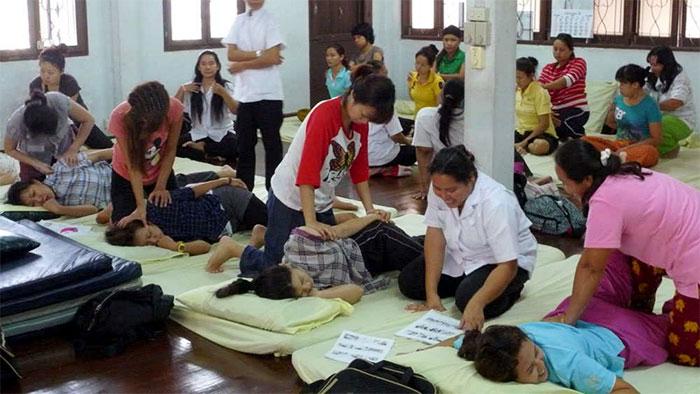 Школа тайского массажа