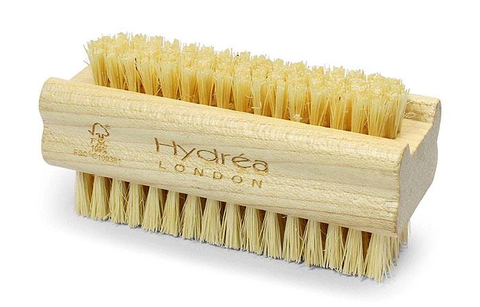 Двусторонняя щетка для массажа Hydrea London