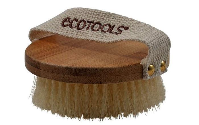 Массажная щетка Ecotools Dry Brush
