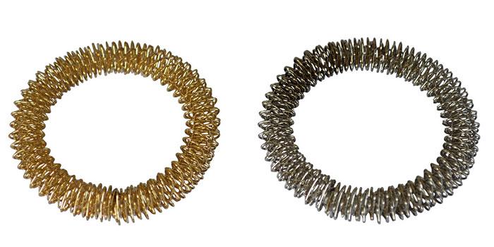 Пружинные кольца для массажа