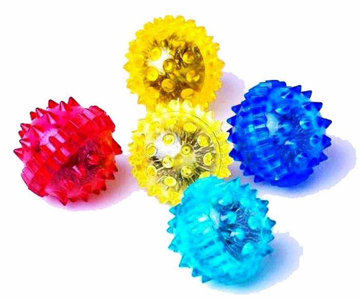 Массажеры разных цветов