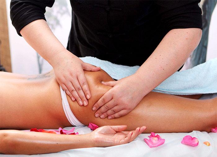 Антицеллюлитный ручной массаж